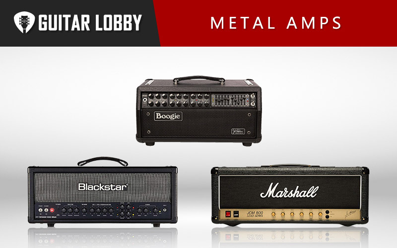 Best Metal Amps (Featured Image)