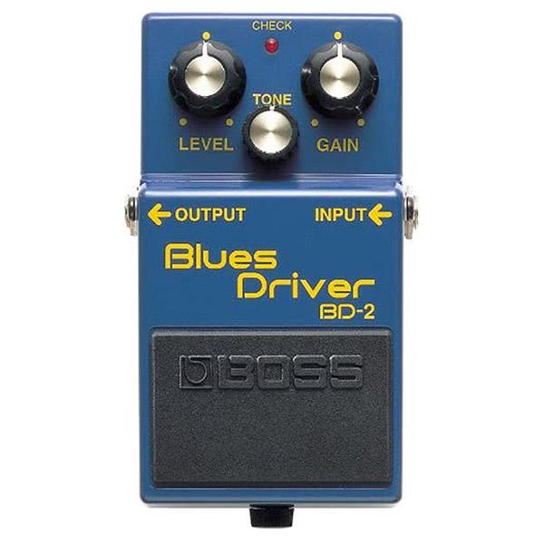 Boss BD-2 Blues Driver Billie Joe Armstrong