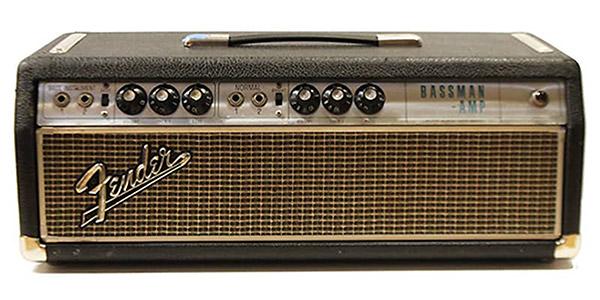 Fender Bassman AB165