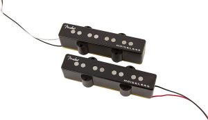 Fender Generation 4 Noiseless Jazz Bass Single-Coil Pickups