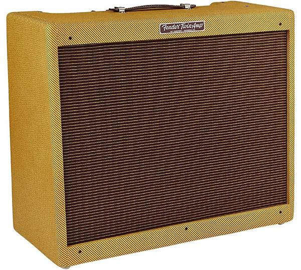 Fender Twin Tweed Amp 57 Custom Reissue
