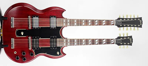 Gibson EDS-1275 Jimmy Page Signature