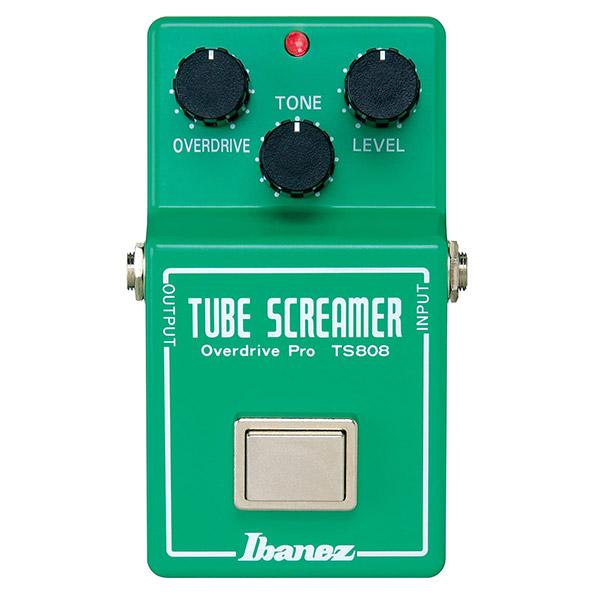 Ibanez TS808 Tube Screamer Billie Joe Armstrong