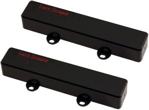 Lace Sensor Man O' War Jazz Bass pickup set