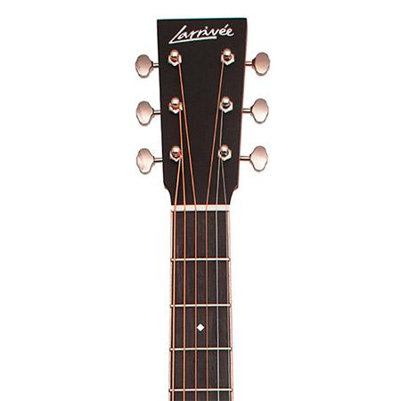 Larrivee Acoustic Guitar Brand Example