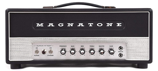 Magnatone Super Fifteen Amp Head