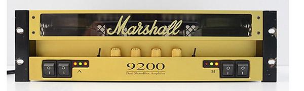 Marshall 9200 MonoBlock Billie Joe Armstrong