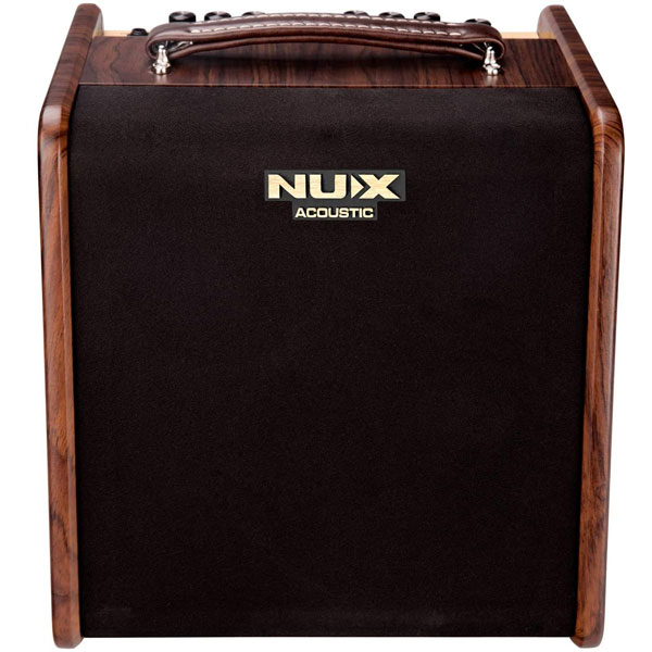 NUX Stageman AC50 50W Acoustic Combo Amp with Bluetooth Pedal