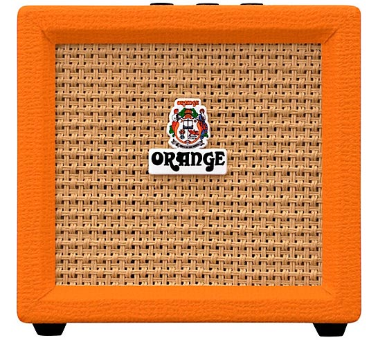 Orange Microcrush Pix3 Amp