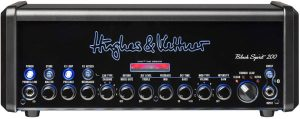 The Hughes & Kettner Black Spirit 200
