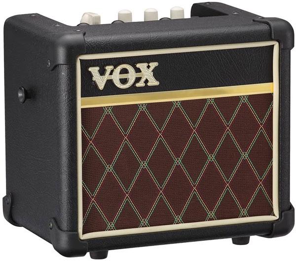 VOX MINI3 G2 Battery Powered Modeling Amp