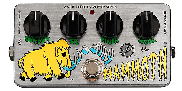 ZVex Effects Wooly Mammoth