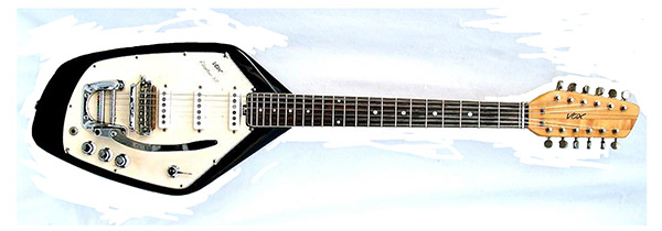 1967 Vox Phantom XII Jimmy Page
