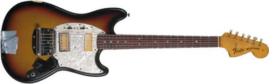 1973 Fender Mustang
