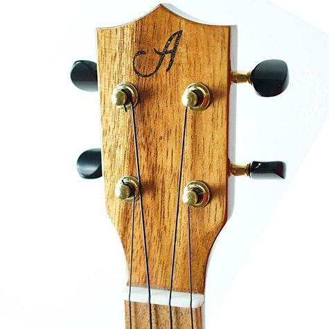 Ana'ole ukulele example