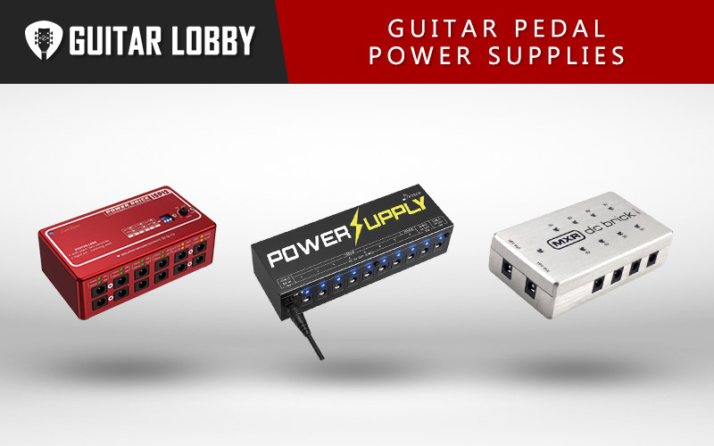 Best Guitar Pedal Power Supplies (Featured Image)
