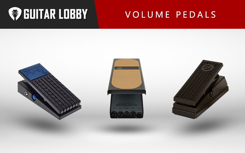 Best Volume Pedals (Featured Image)