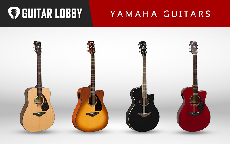 Best Yamaha Guitars (Featured Image)