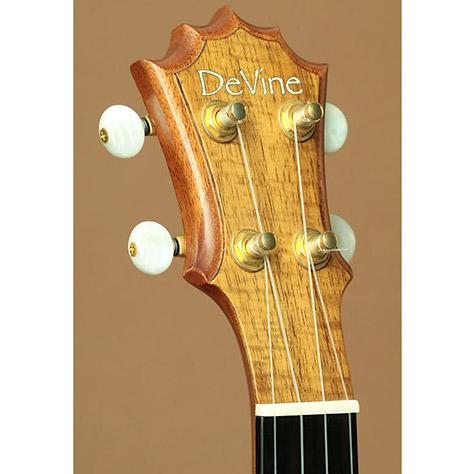 DeVine ukulele example