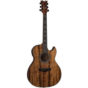 Dean Exhibition 6-String Acoustic-Electric Guitar