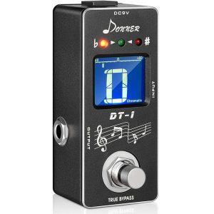 Donner DT-1 Chromatic tuner pedal