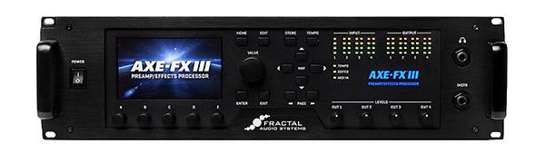 Fractal Audio Axe FX-III James Hetfield