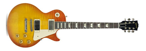 Gibson Les Paul Standard Jimmy Page Number One