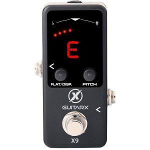GuitarX X9 Chromatic Tuner Pedal
