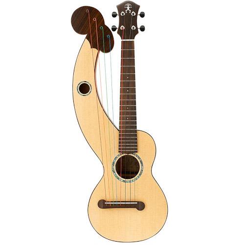 Harp Type Ukulele