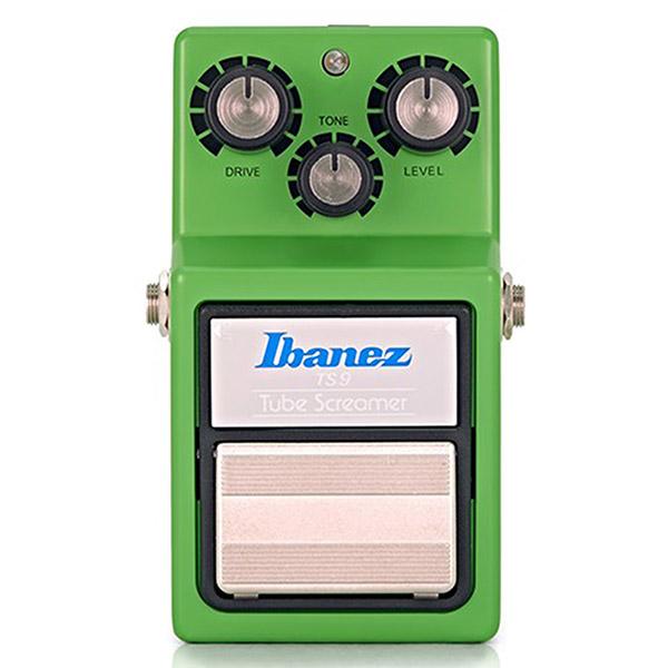 Ibanez TS9 Tube Screamer James Hetfield