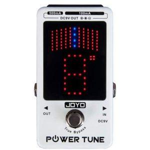 JOYO JF-18 Power Tune Chromatic Tuner and Power Bank