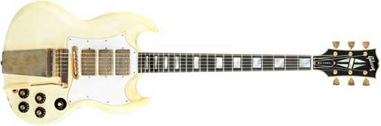 1967 Gibson SG Custom