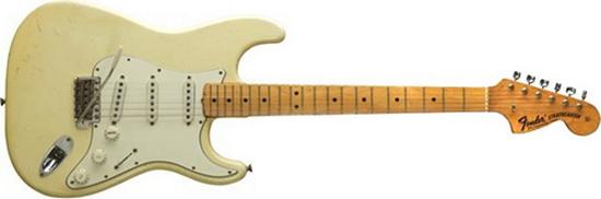 1968 Woodstock Fender Stratocaster