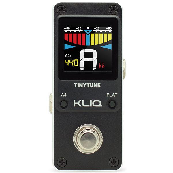KLIQ TinyTune Chromatic Tuner