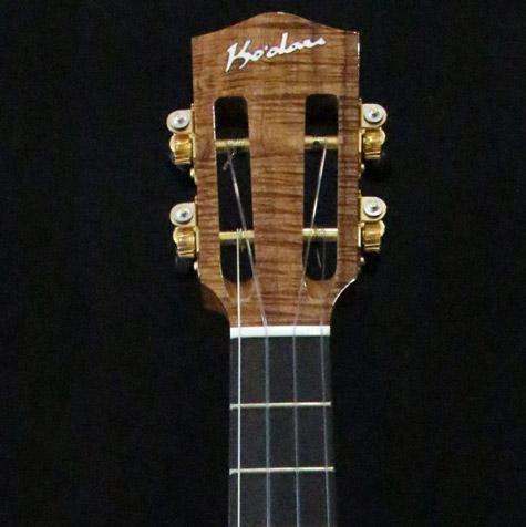 Ko'olau ukulele example