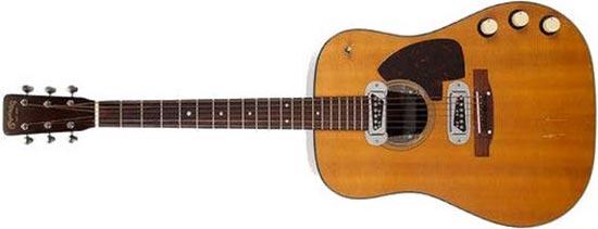 Kurt Cobain Martin D-18E