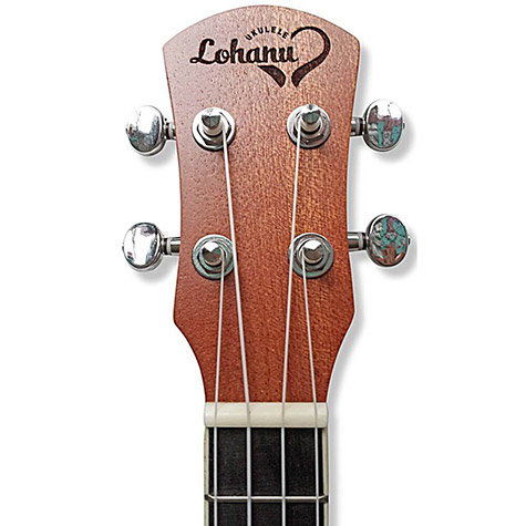 Lohanu brand ukulele