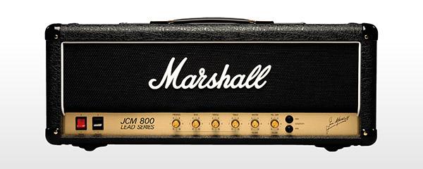 Marshall JCM800 James Hetfield