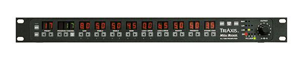 Mesa Boogie TriAxis Preamp James Hetfield