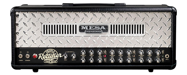 Mesa Boogie Triple Rectifier James Hetfield