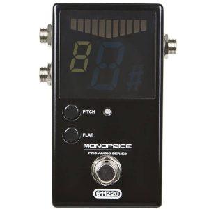 Monoprice 611220 Chromatic Tuner Pedal