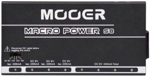 Mooer Macro Power S8