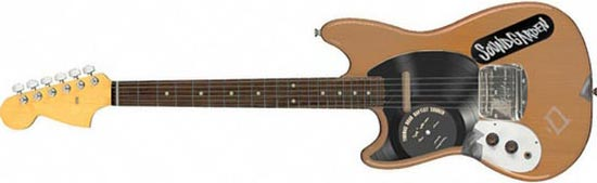Mustang Brown Greco