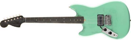 Mustang Surf Green Custom Made