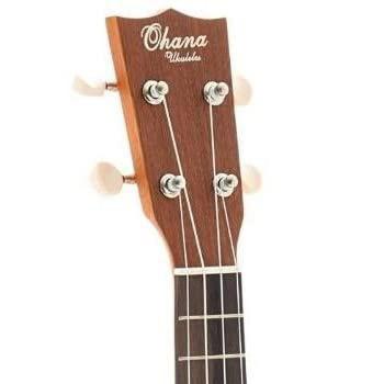 Ohana ukulele example
