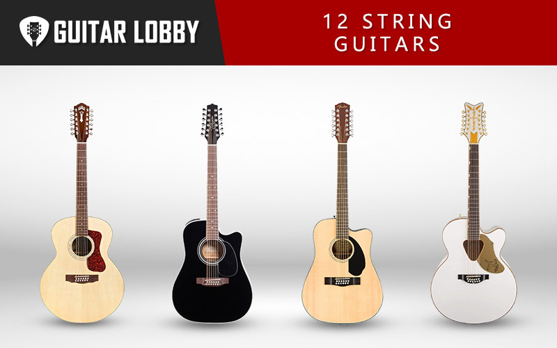 Some of the Best 12 String Guitars