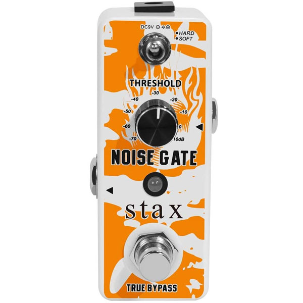 Stax Guitar Noise Gate Pedal