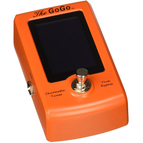 The GOGO Chromatic Tuner Pedal
