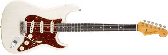 Jimi Hendrix 1960s Fender Stratocaster (Tortoiseshell)