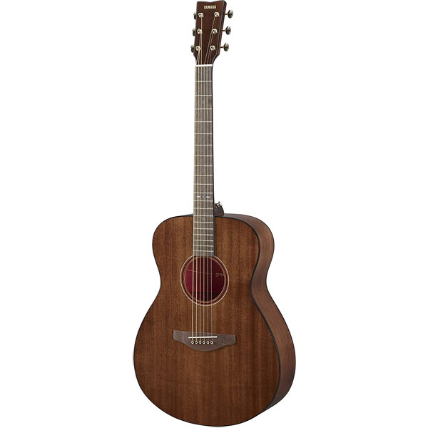 Yamaha STORIA III Concert Acoustic-Electric Guitar Walnut